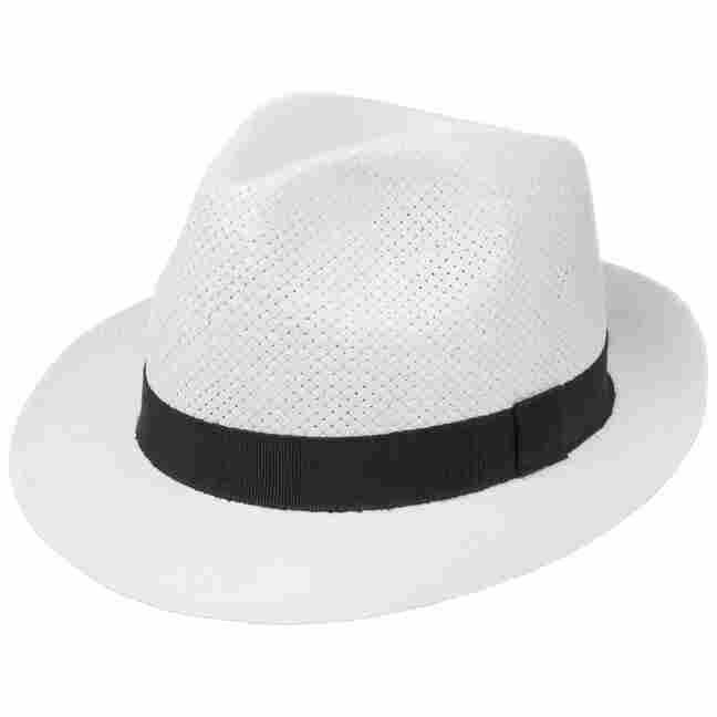 6f7398e81c3 White City Trilby Hat by Lipodo - 17,95 £