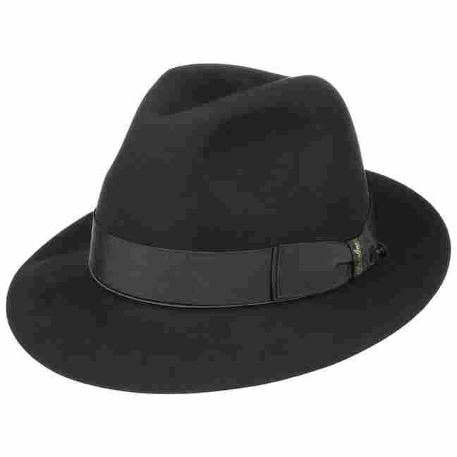b67762fc Beaver Fur Felt Hat by Borsalino - 548,95 £