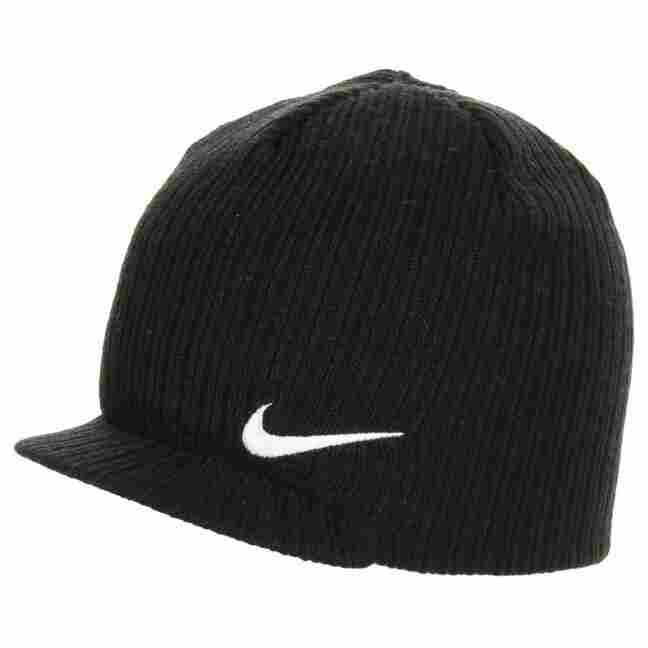 11f8778c1af15 QT Swoosh Peaked Beanie by Nike