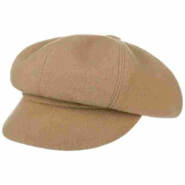 82910187384f1 Wooly Newsboy Cap by Lierys - 46,95 £
