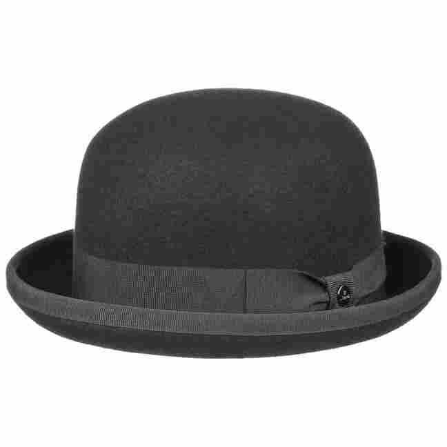 61b6d1e99b6320 Wool Felt Bowler Hat Uni by Lierys - 73,95 £