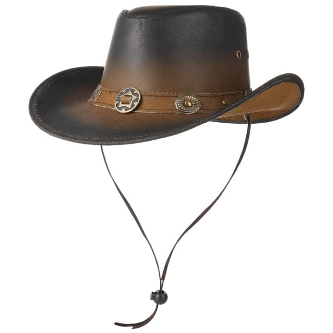 Tombstone Leather Hat 17968e81e01