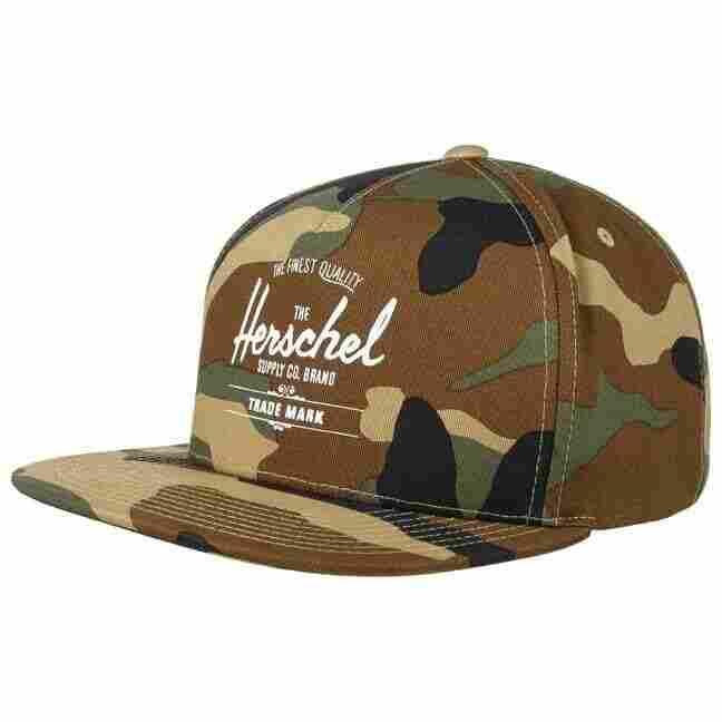 271289c5 Whaler Snapback Cap by Herschel - 27,95 £