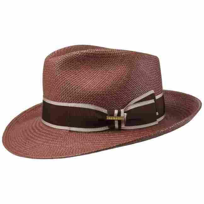 e0e822bf72d8a Sarasota Panama Fedora Hat. by Stetson