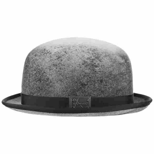 Aged Bowler Wool Felt Hat by Kangol c0fe96f36419