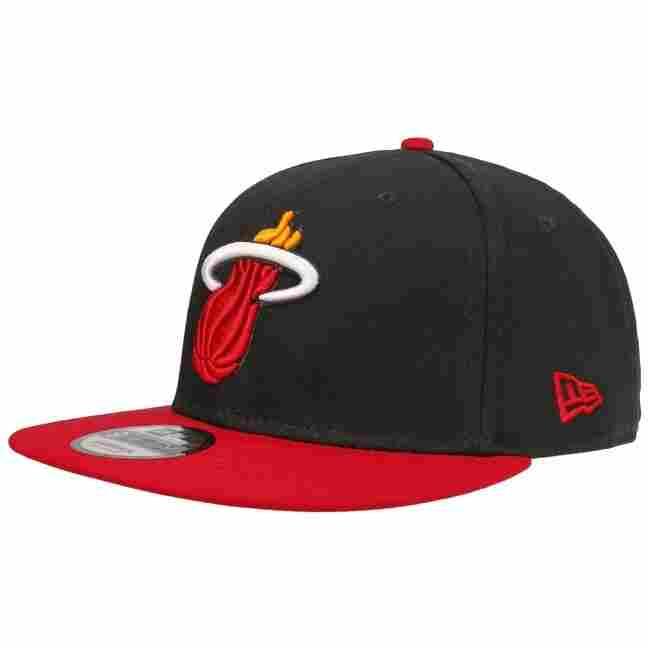2b0b6b670aa52 9Fifty TC Miami Heat Cap by New Era - 30,95 £