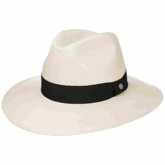 ca5423e425f Big Brim Traveller Panama Hat. by Lierys