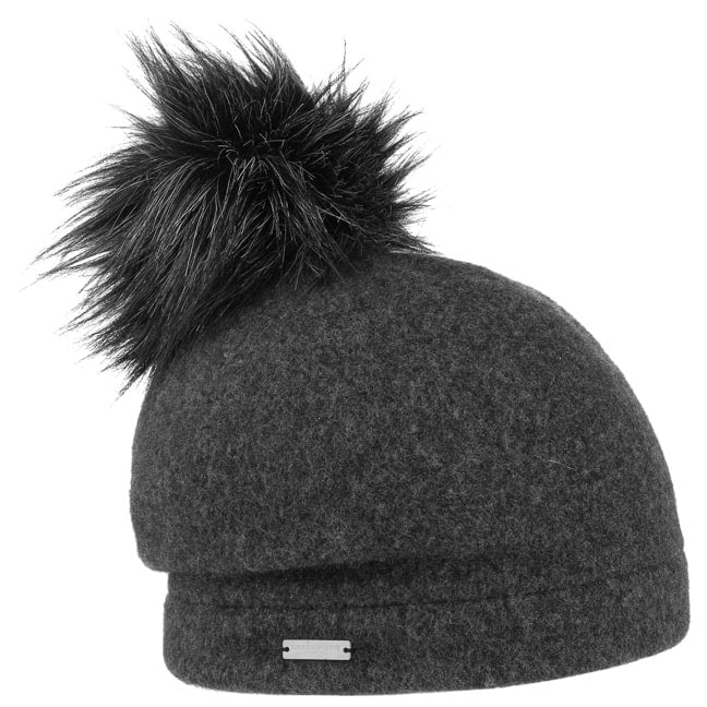 67523e2e745 Tamisa Milled Wool Hat. by Seeberger