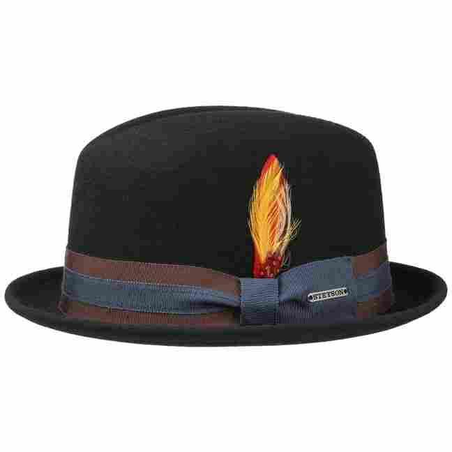 Plain VitaFelt Player Hat by Stetson Pork pie hats Stetson 3ExUDtY