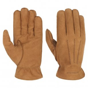 8c4cfad0 Soft Nubuck Leather Gloves by Stetson - 79,00 £