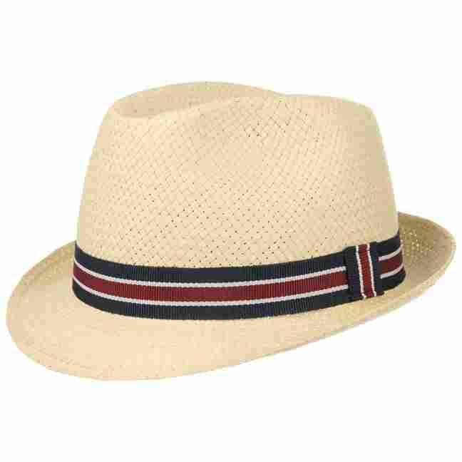 7d360cc86105a Marlon Straw Trilby Kids Hat by Lipodo