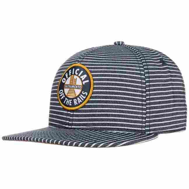 4a07a7fb8ec15 Roadman Snapback Cap. by Official Headwear