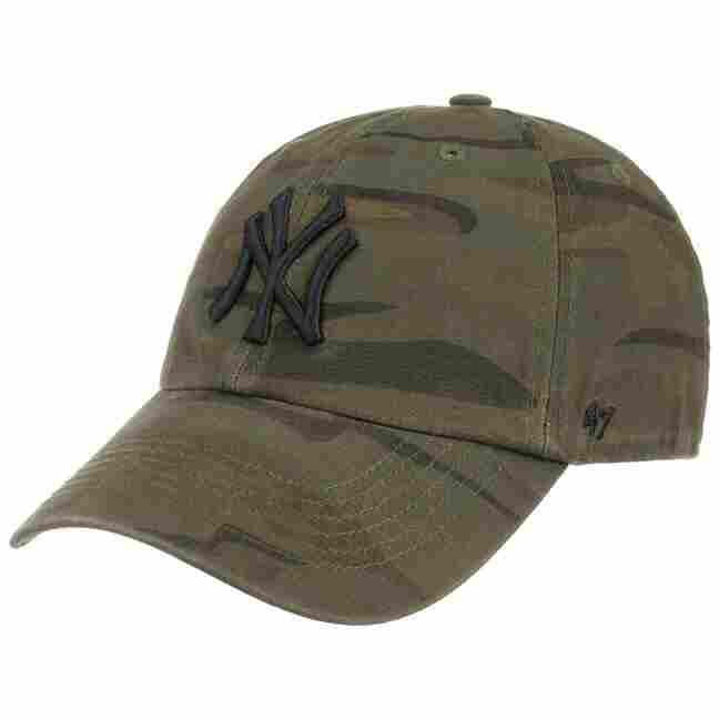 219d8293446 Clean Up Regiment Yankees Cap by 47 Brand