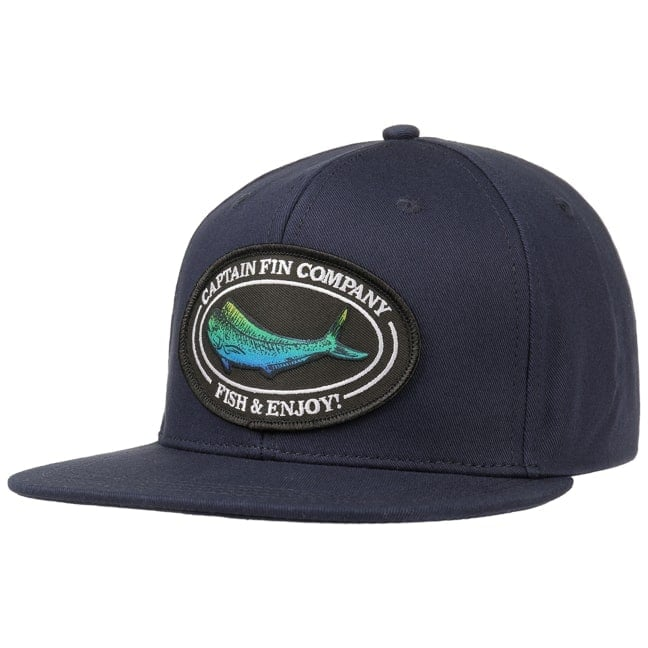 c9a6b0eb0 Dolphinfish Snapback Cap by Captain Fin