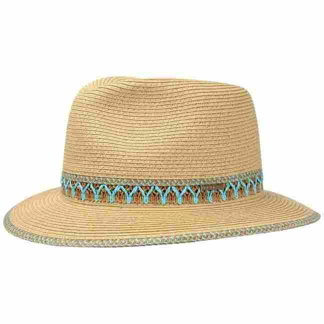 Arnett Traveller Toyo Straw Hat by Stetson Sun hats Stetson zNeuWuo