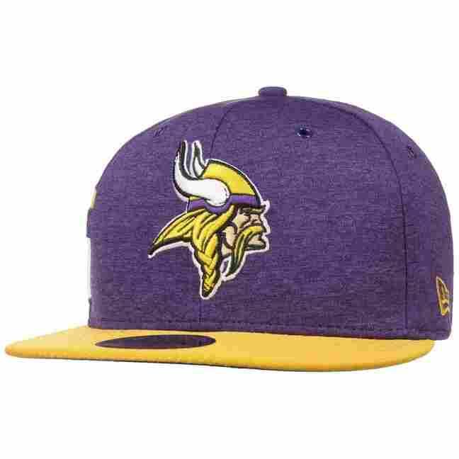 59Fifty On-Field 18 Vikings Cap by New Era f36e400679f6