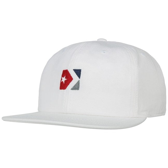 d385e3e2e9f551 Star Chevron Box Cap. by Converse