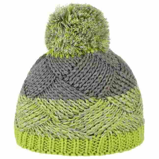 ec4829dda94 Twotone Kids Pompom Hat by maximo