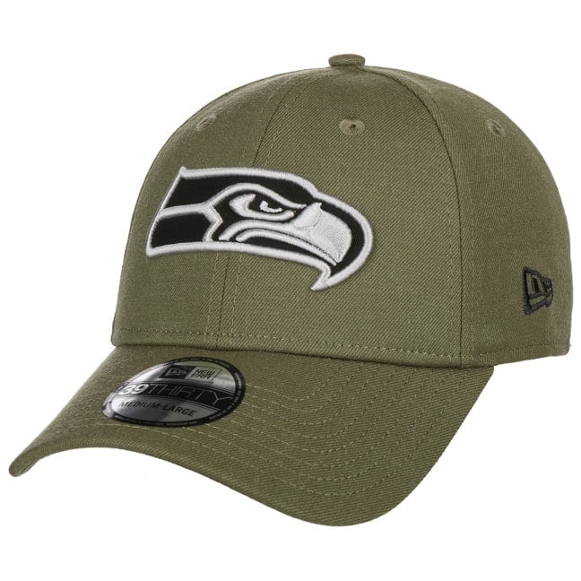 new arrival 65ffd 72e1a 39Thirty Heather Ess Seahawks Cap by New Era
