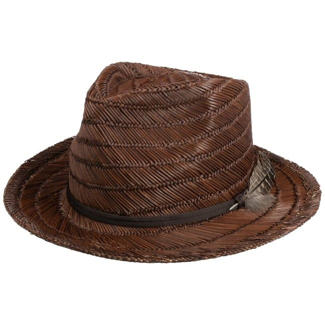 fdb074c4130ce Crosby II Straw Hat. by Brixton
