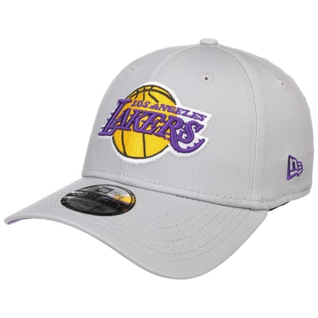 2ec75aa9335 39Thirty NBA Team Lakers Cap by New Era