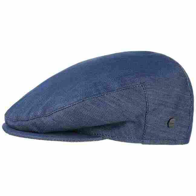 62c02bdfe15ec Inglese Jeans Flat Cap by Lierys