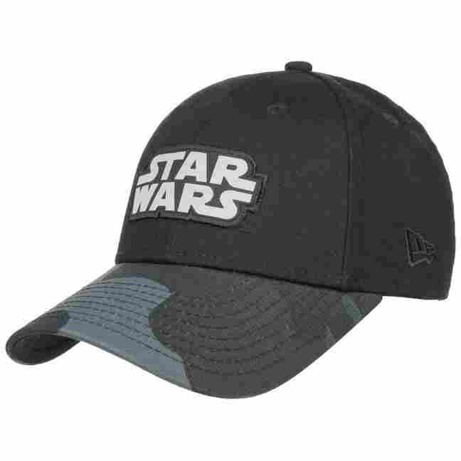 9fe2bb480 9Forty Camo Star Wars Trucker Cap by New Era