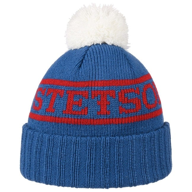 9fa09c53d Hoback Pompom Hat by Stetson