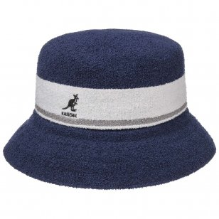 0519c005f6923 Bermuda Stripe Bucket Hat. by Kangol